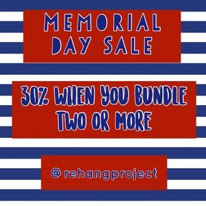 🇺🇸Memorial Day Sale going on Now!